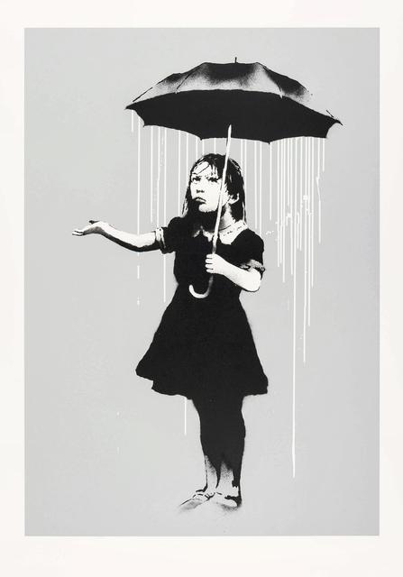 Banksy, 'NOLA (White Rain)', 2008, Tate Ward Auctions