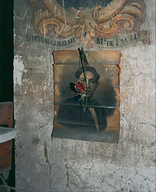 , 'Cripta della Chiesa di Sant' Agostino alla Zecca #3, Napoli, Italia,' 2017, Studio Trisorio