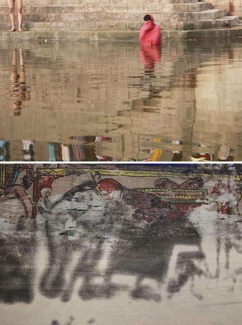 , 'RiMembra (diptych),' 2017, Shazar Gallery