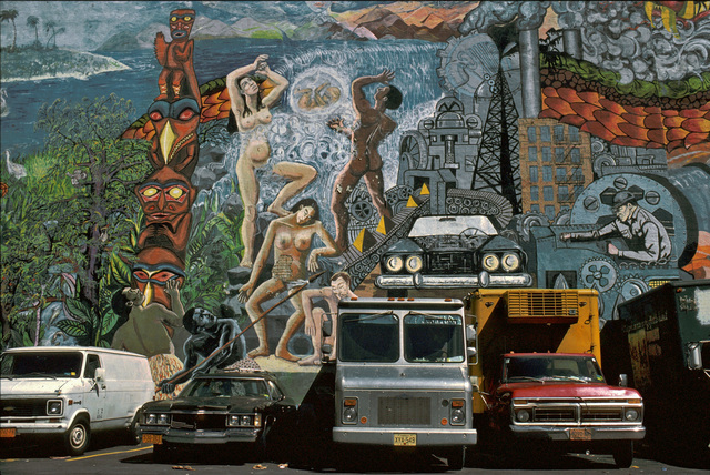 , 'Parking (Rivington Chrystie St.),' 1979, Inda Gallery