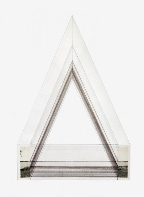, 'Triangular Landscape,' 2018, PDX CONTEMPORARY ART