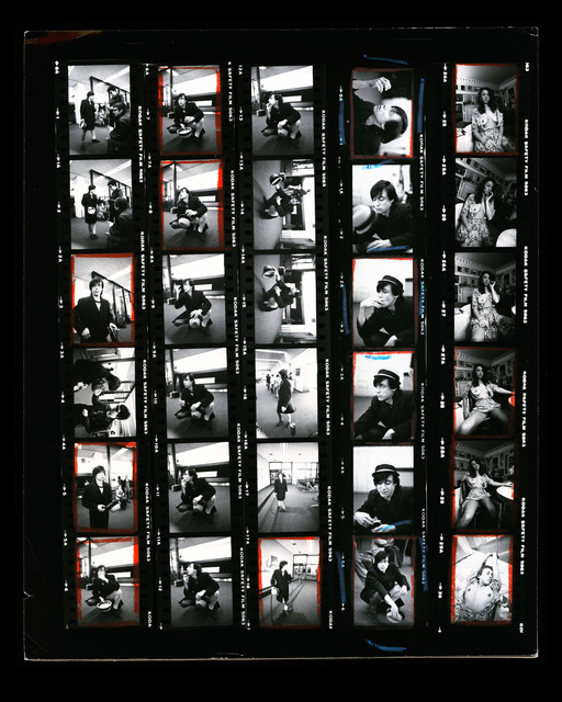 , 'Iggy Pop At San Francisco International Airport,' , Milk Gallery