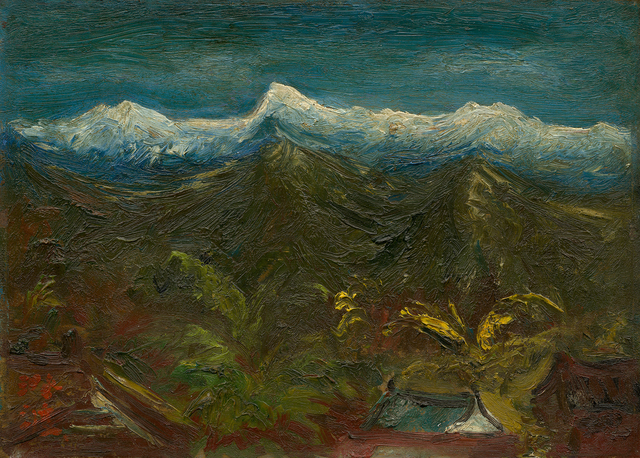 , 'Accumulated Snow on Jade Mountain,' 1947, Liang Gallery