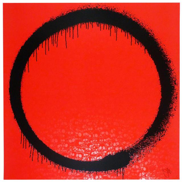 Takashi Murakami, 'Enso: The Heart', 2013, Lougher Contemporary Gallery Auction