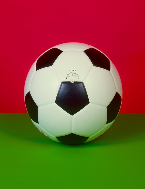 Neil Winokur, 'Soccer Ball', 1986, Janet Borden, Inc.