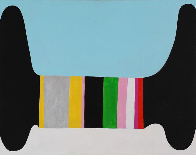 , '6091,' 2014, Tibor de Nagy