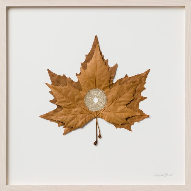 , 'Centered VII,' 2017, Muriel Guépin Gallery