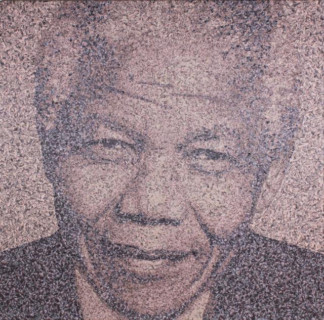 , 'Nelson Mandela,' 2016, Eden Fine Art