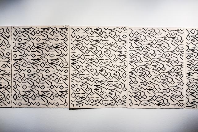 , 'Sin título (Nam Miojo Rengue Kyo),' 2013, Henrique Faria Fine Art