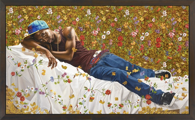 Kehinde Wiley, 'Morpheus', 2008, Seattle Art Museum