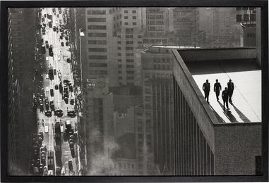 René Burri, 'São Paulo, Brazil,' 1960, Phillips: Photographs (November 2016)