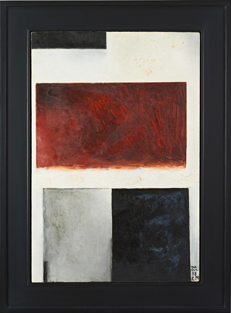 , 'Untitled,' 1958, Gow Langsford Gallery