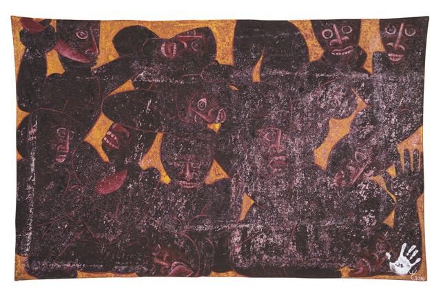 , 'Gotteskinder - Schwarz,' 2004, ARTCO Gallery