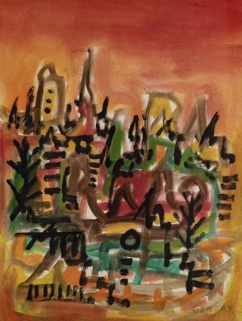 , 'Cityscapes,' , Spanierman Modern