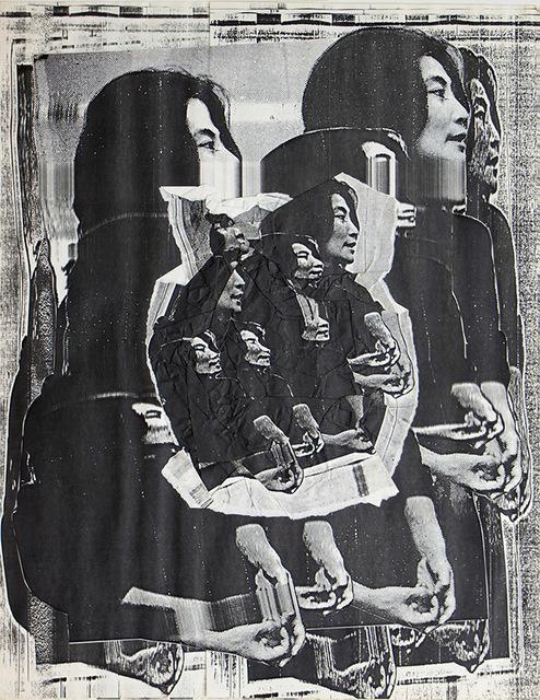 , 'Yokos 2,' 1980, Galeria Karla Osorio
