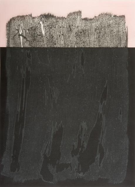 Shaun O'Dell, 'Confluence Black Submerge', 2014, Inman Gallery