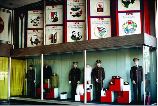 , 'Uniform store, Havana, from the Cuba series,' 1981, Galleria Raffaella Cortese