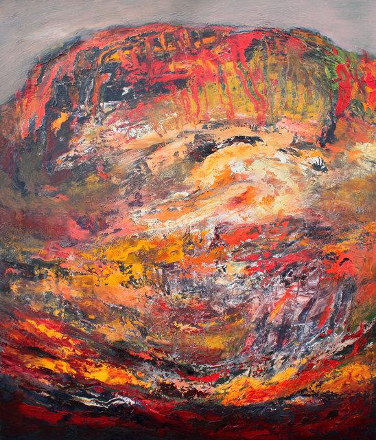 , 'The Fire Down Below,' 2018, Pontone Gallery