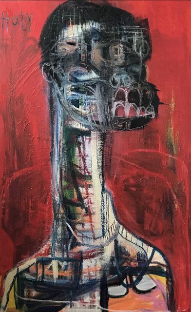 Genesis Tramaine, 'Josephine'', 2018, Richard Beavers Gallery