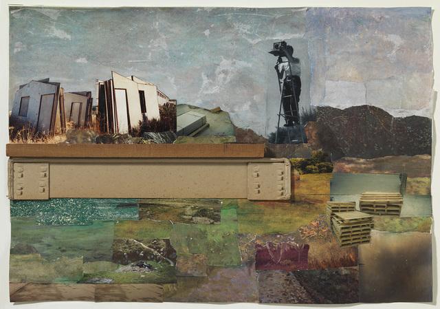 , 'Serie Deserts,' , RocioSantaCruz