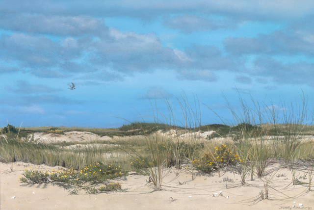 Cindy House, 'August Dunes', Active Contemporary, The Edgartown Art Gallery, Inc.