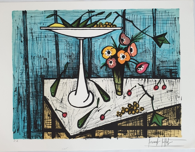 , 'Anemones et Fruits,' 1984, Art Works Paris Seoul Gallery