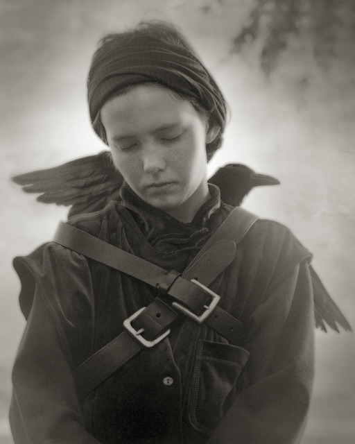 , 'Flight of the Raven,' 2007/2012, Vision Neil Folberg Gallery