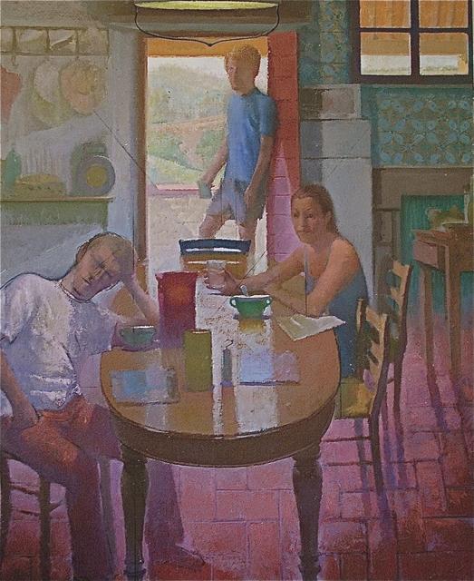 Langdon Quin, 'Solstice, 1', 2008, Thomas Deans Fine Art