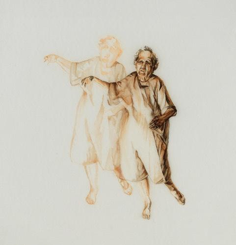 , 'Last Dance,' 2017, Hofheimer Gallery