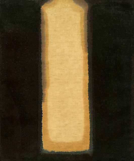 , 'Umber-Blue,' 1976, Wellside Gallery