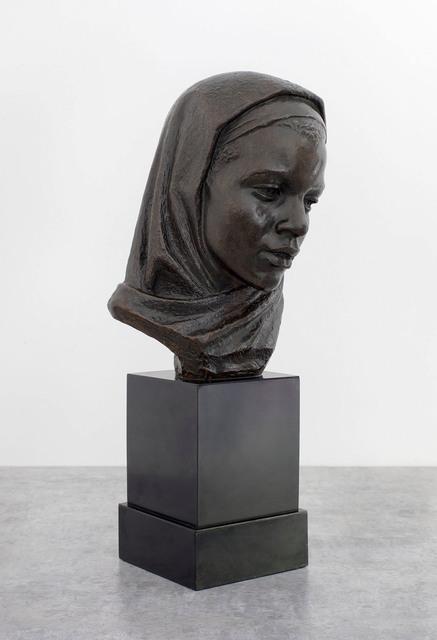 , 'Black Madonna,' 1961, Michael Rosenfeld Gallery