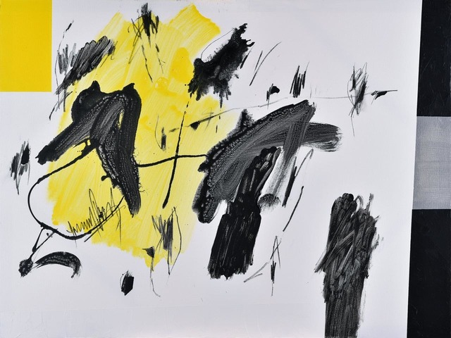 , 'Cadmium-Yellow (Amarillo de Cadmio)  ,' 2015, Canale Diaz Art Center