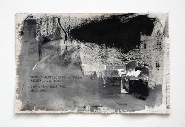 , 'Vacíos de Voz III,' 2018, Bendana | Pinel