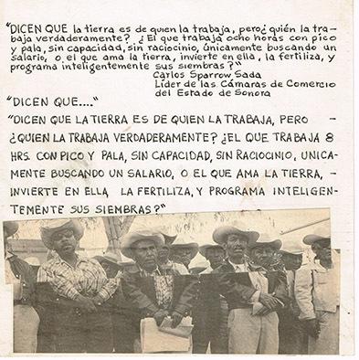 , 'Dicen que...,' 1973, Baró Galeria
