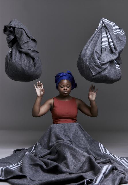 , 'Undibizela Kuwe II,' 2016, EBONY/CURATED
