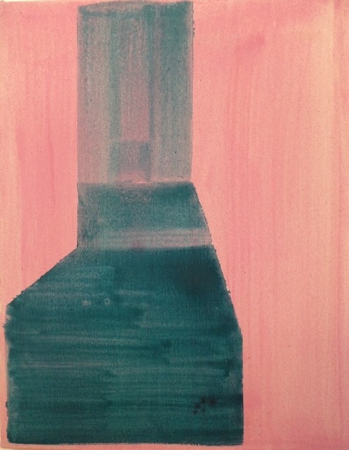, 'weekend,' 2015, Galerie Guido W. Baudach