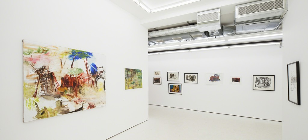 Installation view. Photo: Jussi Tiainen. Courtesy of Helsinki Contemporary.