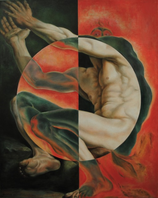 , 'Yin and Yang,' 2018, Jewel Goodby Contemporary