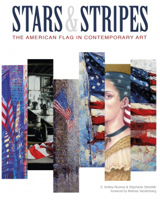 "This exhibit was curated in conjunction with the release of the book ""Stars & Stripes: The American Flag in Contemporary Art"" compiled by E. Ashley Rooney and Stephanie Standish, published by Schiffer Publishing Company. Stephanie Standish is also an artist featured in the show."