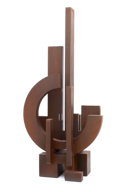 Marino di Teana, 'Liberté H.146cm', 1979-1988, Sculpture, Corten steel, Galerie Loft