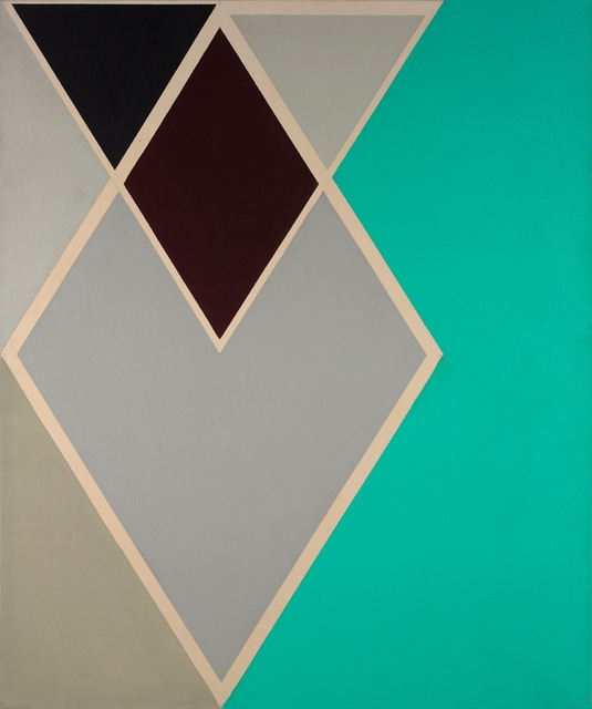 , 'Jodphur (Diamond Drill Series),' 1967, Berry Campbell Gallery
