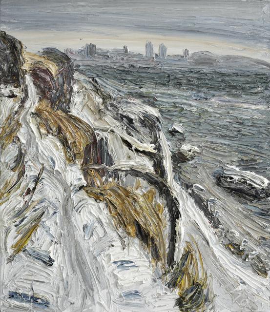 , 'Ostsee Im Winter (Usedom),' 2010, GALERIE URS REICHLIN