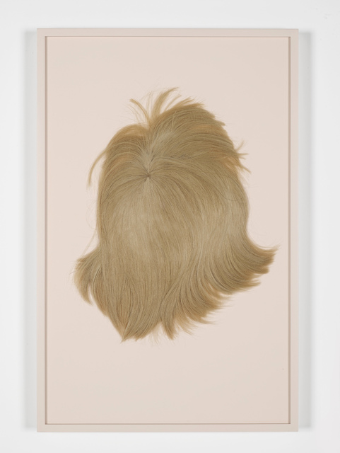 , 'Slender Slice Blonde Bob,' 2015, Laura Bartlett