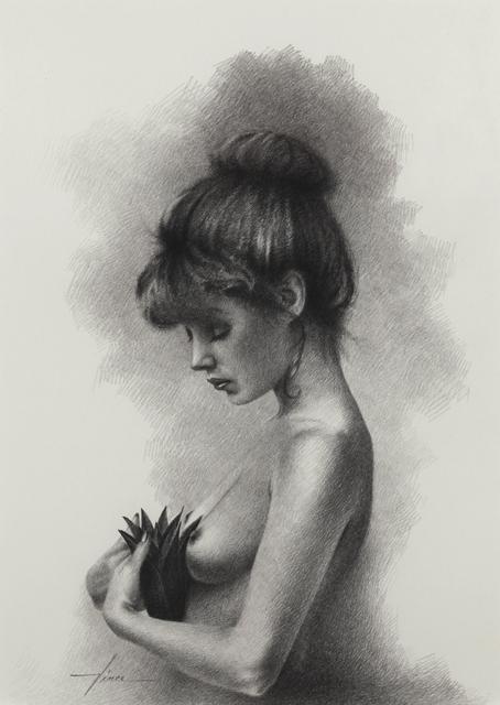 Vince Natale, 'Dark Flower', 2019, IX Gallery