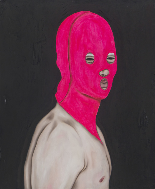 , 'Assassino Nº 16, from the Negra series,' 2015, Portas Vilaseca Galeria