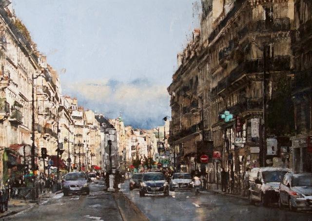 , 'Paris Rivoli,' , Absolute Art Gallery