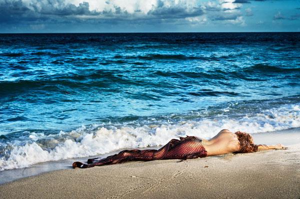 , 'Mermaid in Paradise I,' 12300, Only Art Club