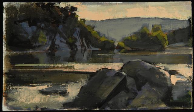 , 'Angler Rocks,' 2006, Susan Calloway Fine Arts