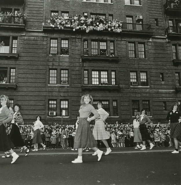 , 'Macy's Parade, New York,' 1977, Bruce Silverstein Gallery
