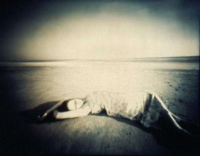 Diana H. Bloomfield, 'Girl on Beach II', 2004-2005, photo-eye Gallery